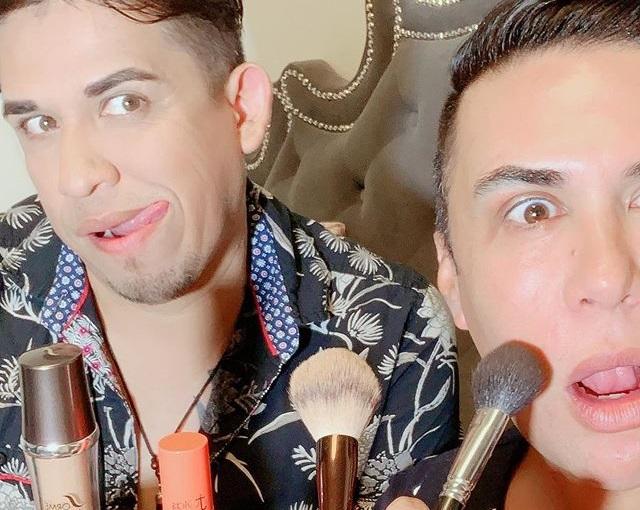 la nueva moda maquillaje para hombres