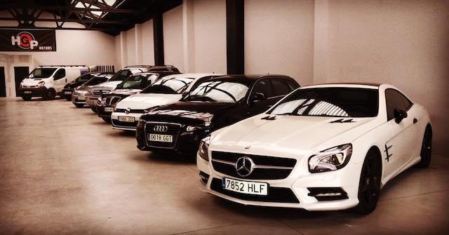 coleccion de coches