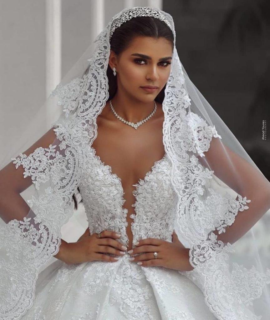 ¿Siempre debes ir de blanco a tu boda?