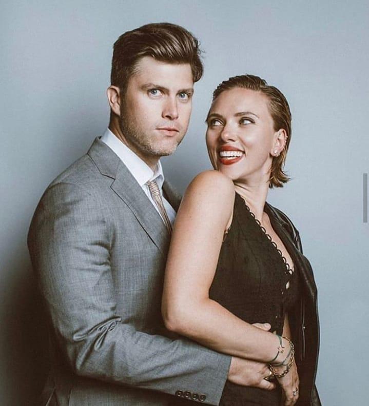 Scarlett y Colin Bodas