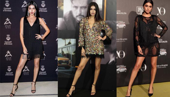 Lucia Rivera toda una top model