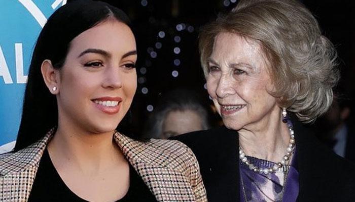 El Mensaje de la Reina Sofía a Georgina Rodríguez