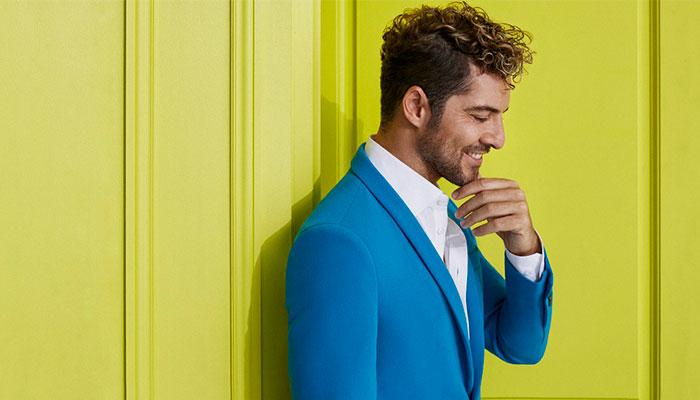 David Bisbal es un cantante español