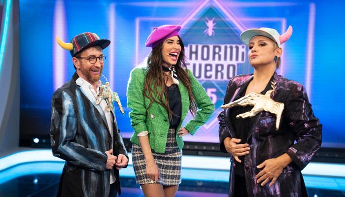 Pilar Rubio le pone los cuernos a Pablo Motos en El Hormiguero