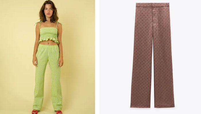 Pantalones Estampados Moda divertida