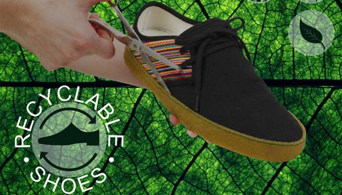 Zapatos sostenibles la Nueva Moda