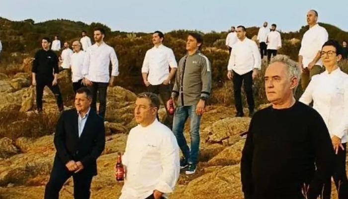 Estrella Damm reúne a 42 destacados Chefs de España