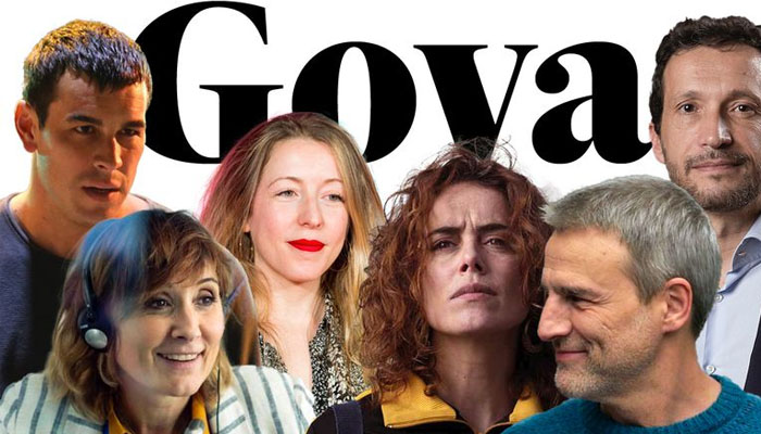 35 edición de Los Goya