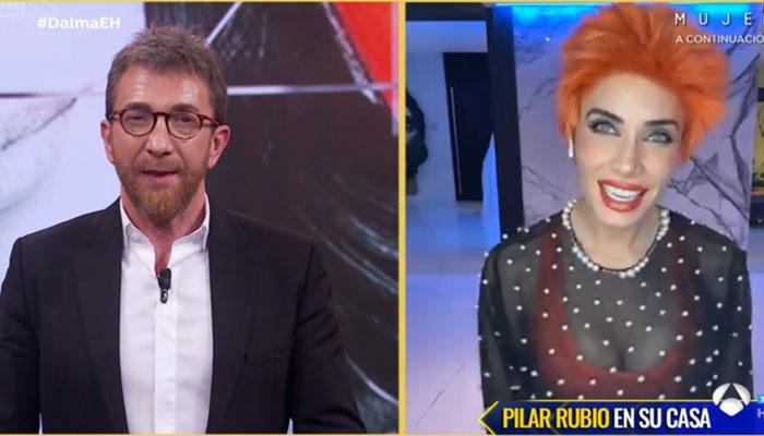 Contagio de Sergio Ramos afecta a Pilar Rubio